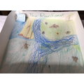S has created a wonderful model of the rainforest
