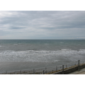 Finally the sea....