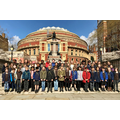 Junior Choir at the RAH
