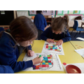 Concentrating hard on a 'subtraction' challenge