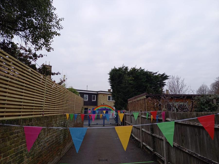 Our Years 1 & 2 Entrance