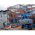 An extra floor appears for Year 6 - Sept 2007 -