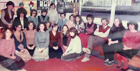Staff 1983/84