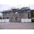 Work gathers pace - Nov 2001