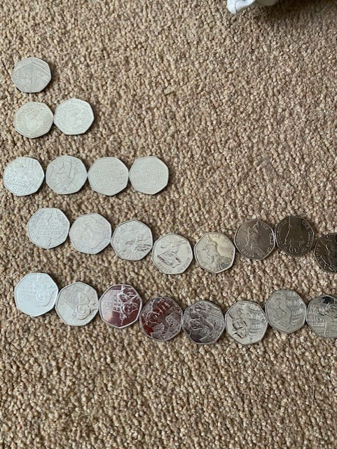 Charlie's Coins