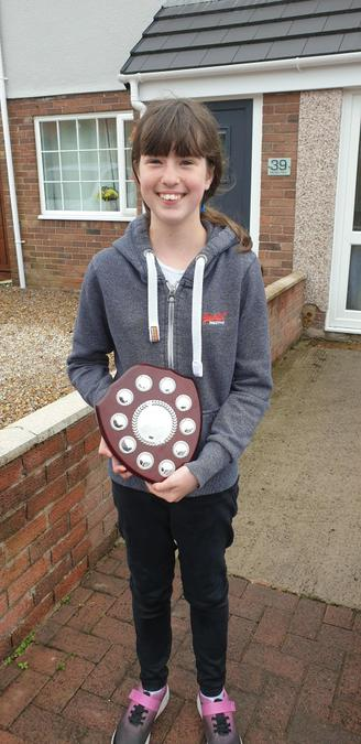Tilly Owen - Mathlete Award 19 - 20