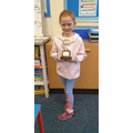 Paige Fowler - KS1 Progress Award 19-20