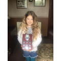 Poppy Rogers - Rapid Reader Award 19-20
