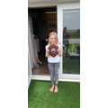 Lolly Sloan - KS1 Sports Award 19-20