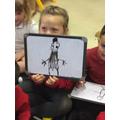 A lovely portrait of Miss Jackson!
