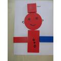 Hattie's shape robot