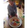 Making Mummy a pie