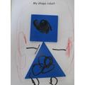 Ralfie's shape robot