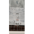 Maisie has done a VE Day poster.