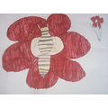 Presiyana has been learning about bees.