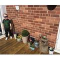 A proud plant potter!