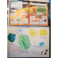 Look at Harry's fantastic space work