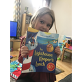 Lillie has enjoyed reading this story!