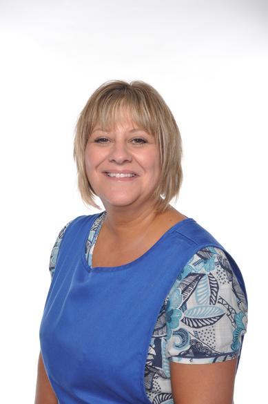 Mrs Wells Senior Mid-day Supervisor