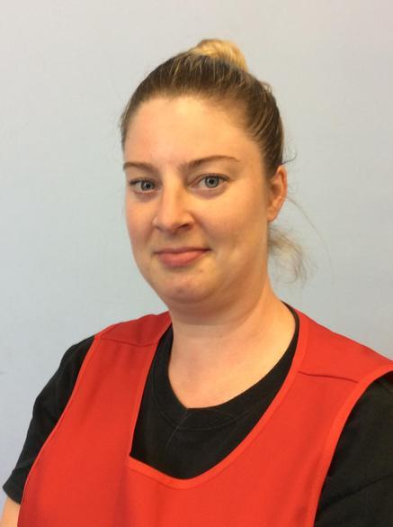 Miss Hunt Mid Day Supervisor