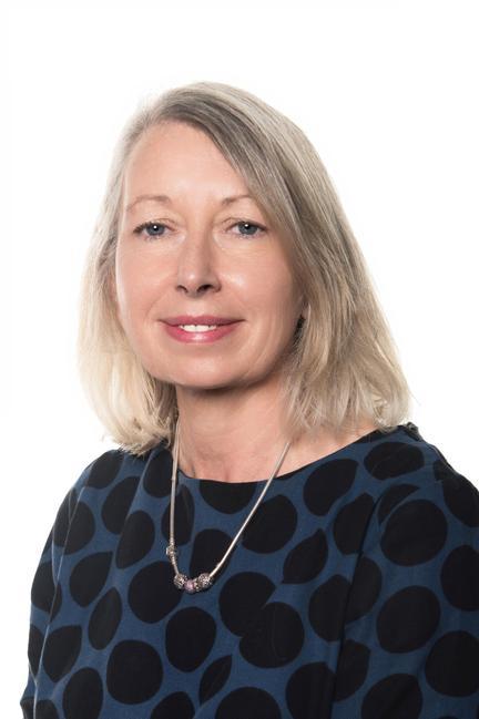Diane Harvey - Teaching Assistant