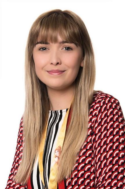 Lynsey Bartlam - Staff Governor