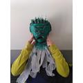 ... mask of Poseidon!