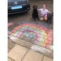 Millie's drive message