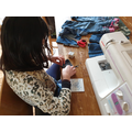 A contender for The Great British Sewing Bee?