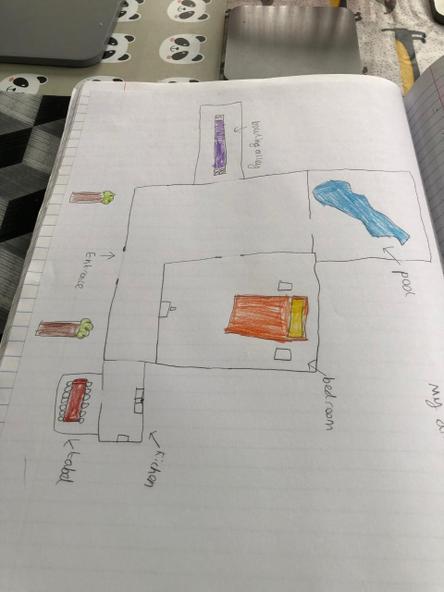 Plan of my dream house