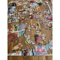 Lucy has been busy... 2000 pieces!