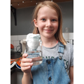 Water experiment by Lois