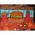 Isabelle's artwork