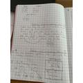 Ruby's maths work