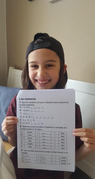 Practising Spanish