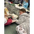 Enjoying reading and sharing our favourite books