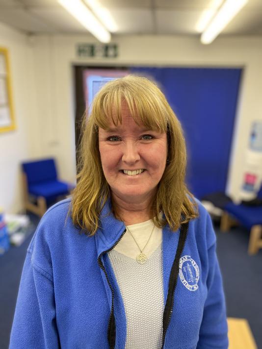 Mrs Sue Reddish - Teaching Assistant