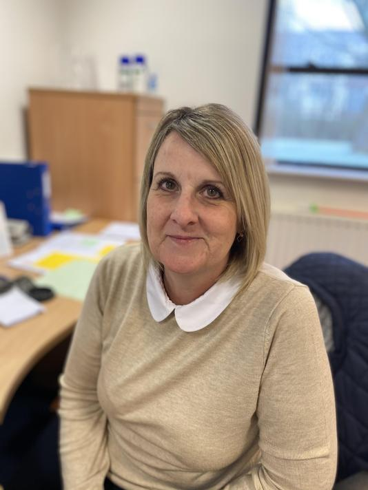 Mrs Lisa Adams- Teaching Assistant and School Admin