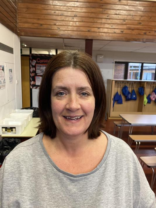 Mrs Kelly Woods - Teaching Assistant, MDS and cleaner