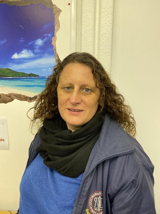 Miss Nickie Sprague- Nursery teacher