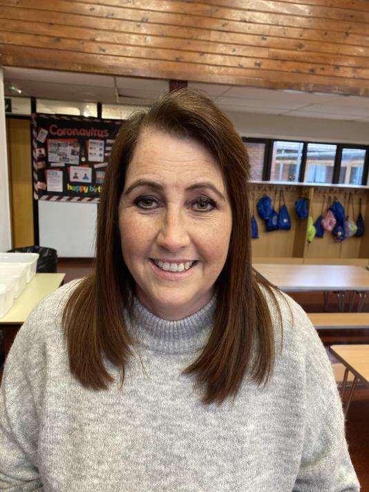 Mrs Sharon Ashford- MDS