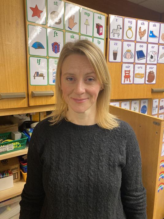 Miss Jill Simpson- Year 2 teacher