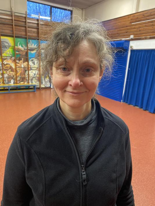 Ms Turner-Jones - Reception teacher