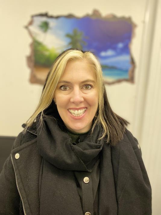 Mrs Jo Fry - Teaching Assistant