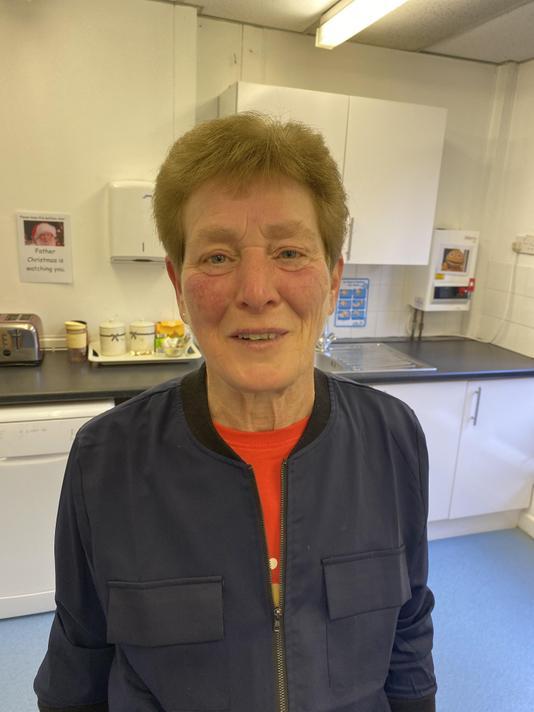 Mrs Yvonne Penver- Teaching assistant