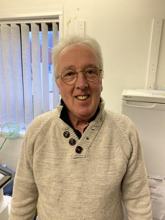 Mr Mike Lockett- Teaching Assistant