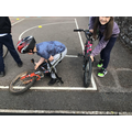 How to lift bikes