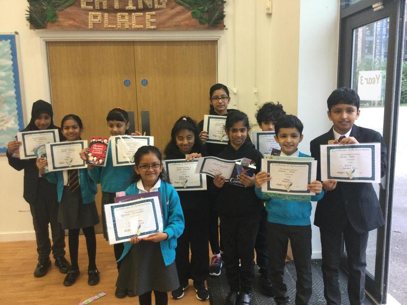 Congratulations to all our Poetry Winners!