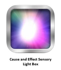 iPad App - Cause & Effect Sensory Light Box