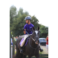 Haroon Riding Babs at the National Championships
